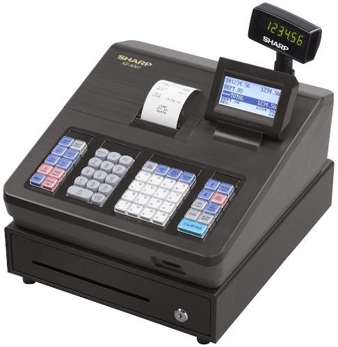 Sharp XE-A207B Electric Cash Register Machine