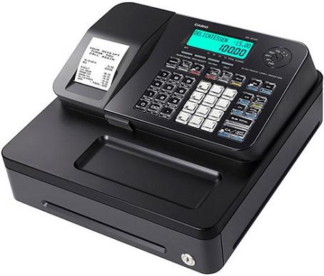 Casio SE-S100 Electronic Cash Register