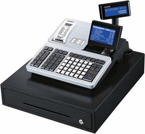 Casio SR-S4000 Wi-Fi Cash Register