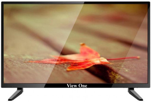 View One 24-Inch Double Glass LED Television