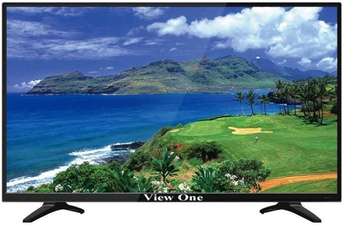 View One 32 Inch Double Glass HDMI TV