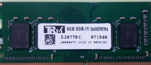 TRM 8GB Laptop RAM