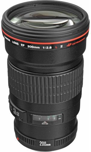 Canon 200mm f/2.8L ll USM Lens