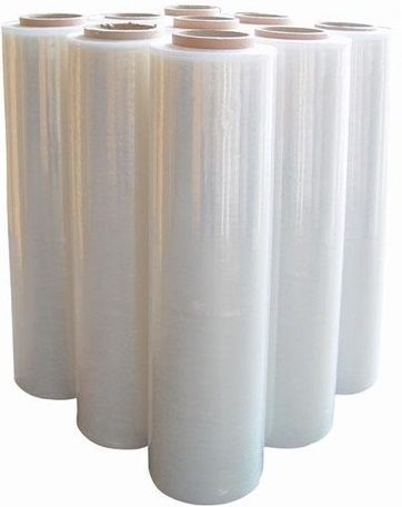 Plastic Wrapping Paper Rolls