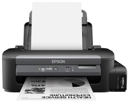 Epson M100 Black Low Cost Ink Tank Printer