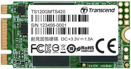 Transcend TS120GMTS420 120GB M.2 SSD