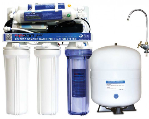Heron Gold GRO-075 6-Stage RO Water Purifier