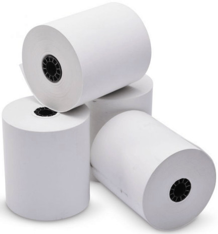 High Quality 80 x 52mm POS Thermal Paper Roll