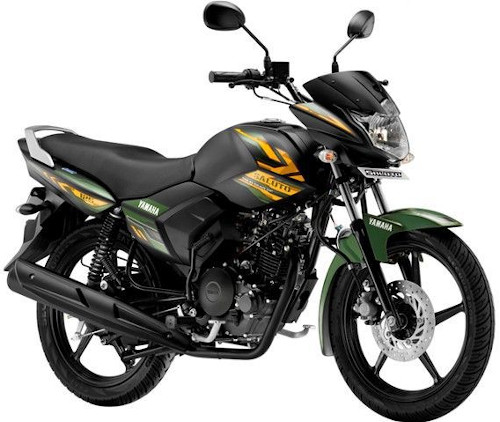 Yamaha Saluto 125cc