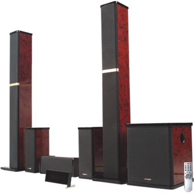Microlab H600 5 1 Home Theatre Price In Bangladesh Bdstall