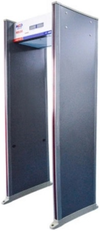 Archway MCD-300 Gate Metal Detector with Alarm Statistics