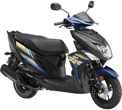 Yamaha Ray ZR 113cc