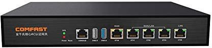 Comfast Gigabit AC Authentication Gateway Routing WiFi