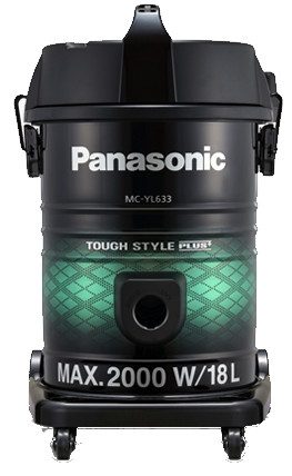 Panasonic MC-YL633 2000W Tough Style Vacuum Cleaner