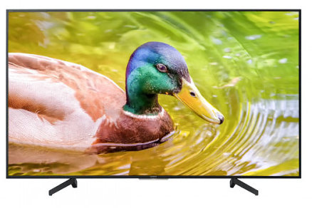 """Sony Bravia KD-55X8000G 55"""" 4K Voice Control Android TV"""
