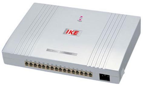 PABX System TC200-416 IKE 16 Line Apartment Intercom