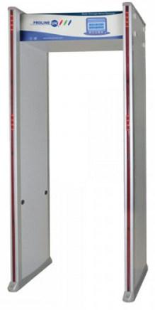 Proline UK7045A 45-Zones Walk Through Metal Detector