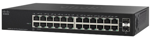 Cisco SG95-24 Compact 24-Port Gigabit Network Switch