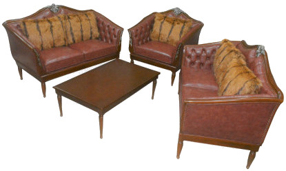 Exclusive Design Segun Sofa Set AF-011
