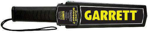 Garrett 1165180 Automatic Re-Tuning Hand Held Metal Detector