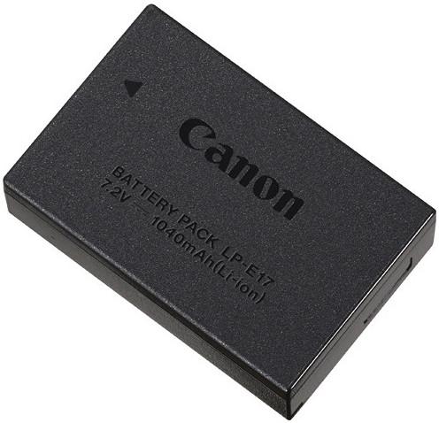 Canono LP-E17  Lithium-Ion Camera Battery