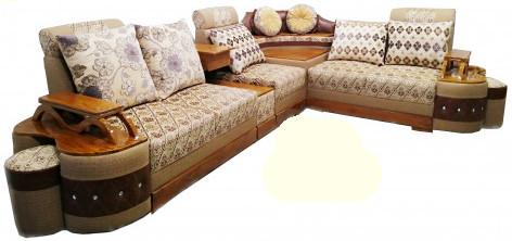 L-Shape Sofa SR-45