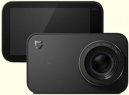 Xiaomi Mijia 4k 30fps Touch Screen Mini Action Camera Price In Bangladesh Bdstall