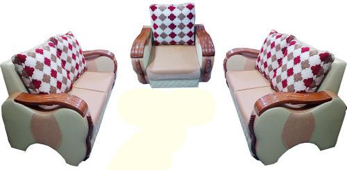 Excellent Leather Sofa SR-58