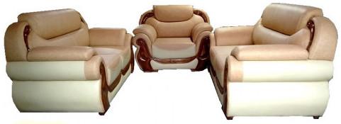 High Quality Leather Sofa SR-57