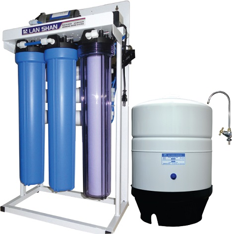 Lan Shan LSRO-200G Commercial 5 Stage RO Water Purifier