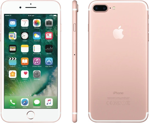 "Apple iPhone 7 Plus 3GB RAM 128GB 12MP 5.5"" Cell Phone"