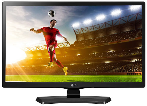 LG 24MT48 Full HD 24 Inch Multi System LED Television