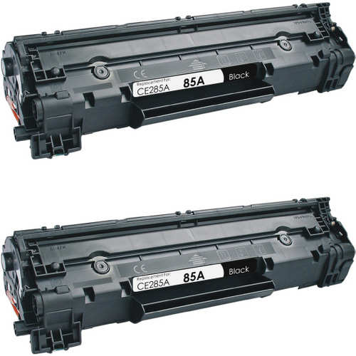 HP 85A 3200 Pages Black Toner Cartridge Price in ...