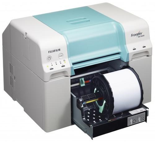 Fujifilm Frontier DE 100 Mini Lab Machine