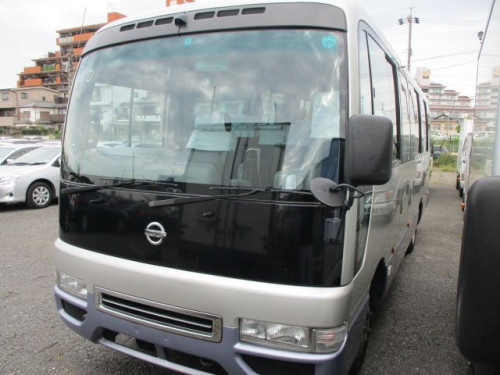 Nissan Civilian BUS 2014