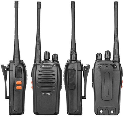 Motorola  MT-918 Two-Way Civilian Radio Set