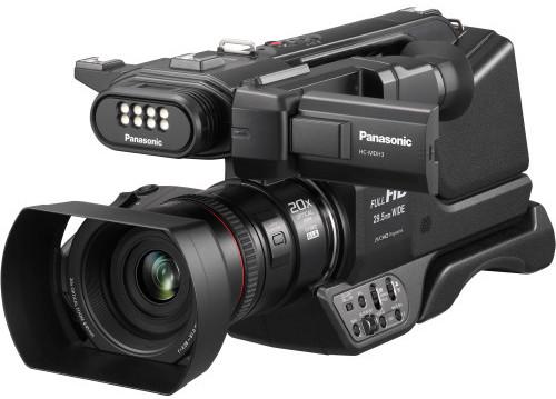 Panasonic HC-MDH3 20x Optical Zoom HD Video Camcorder