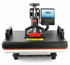 Digital 5-in-1 Combo Heat Press Machine