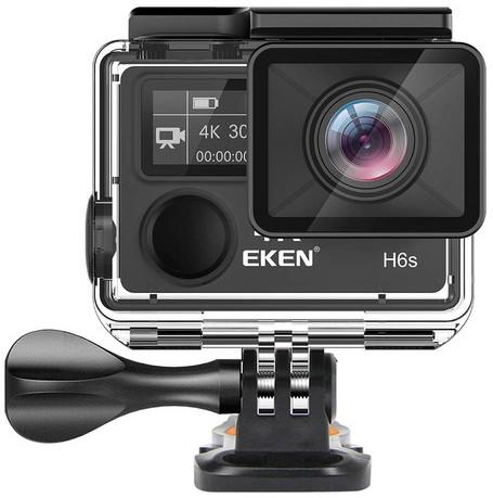 Eken H6S Dual Screen 4K 14 MP Sports WiFi Action Camera