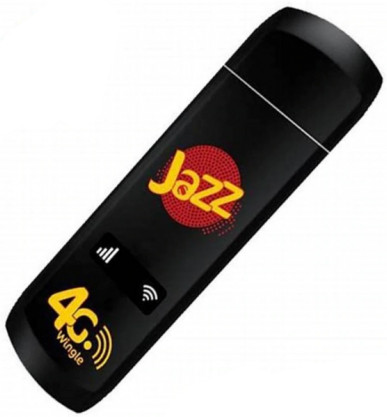 Jazz Wingle W02-LW43 4G Wi-Fi Modem
