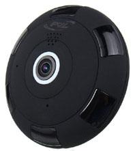 FGHGF V380 2MP Wi-Fi Fisheye IP Night Vision CC Camera