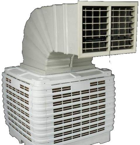 Industrial Evaporator 18000 m3/h Air Cooling Machine