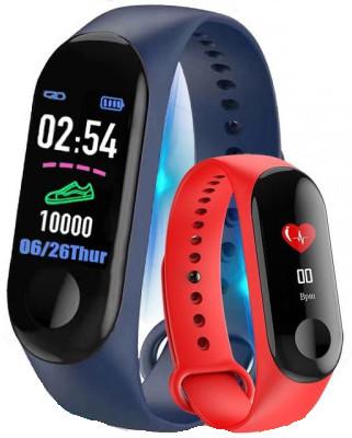 Stylish M3 Heart Rate Monitor Fitness Tracker