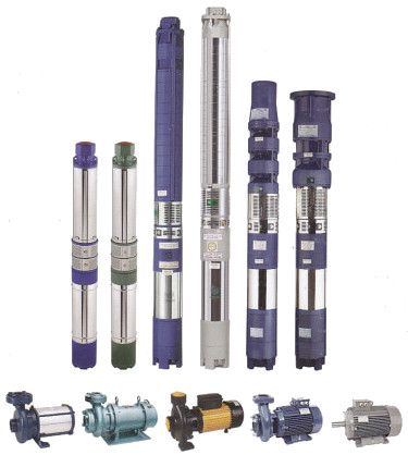 Sabar Submersible Water Pump