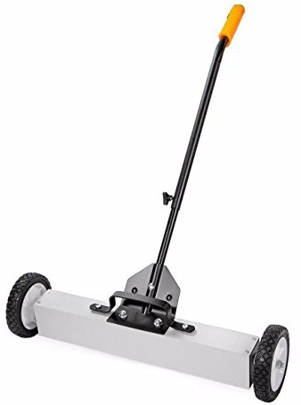 Magnetic MS-18 Hand Tool Floor Sweeper