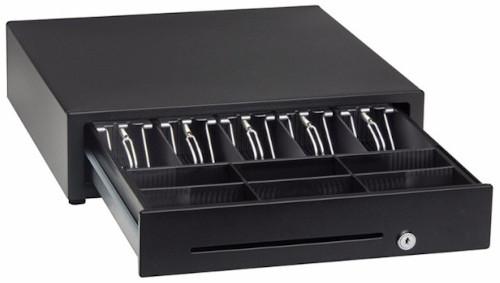 Maken MK-410 Steel Front Black Cash Register Drawer