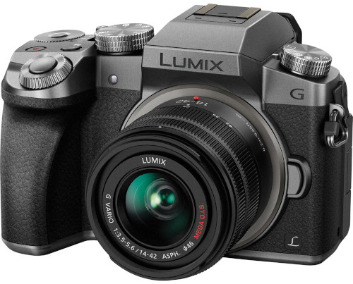 Panasonic Lumix G7 MOS Sensor Camera