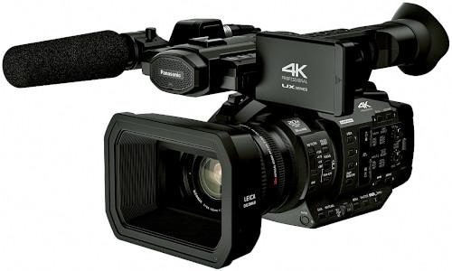 Panasonic AG-UX180 4K Video Professional Camcorder