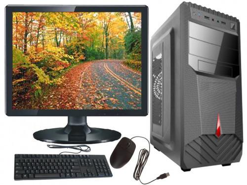 Desktop PC Core i3 4th Gen 1TB 8GB RAM 17'' Monitor