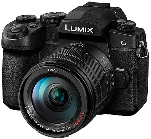 Panasonic Lumix DMC-G85MGW-K 4K Mirrorless Camera